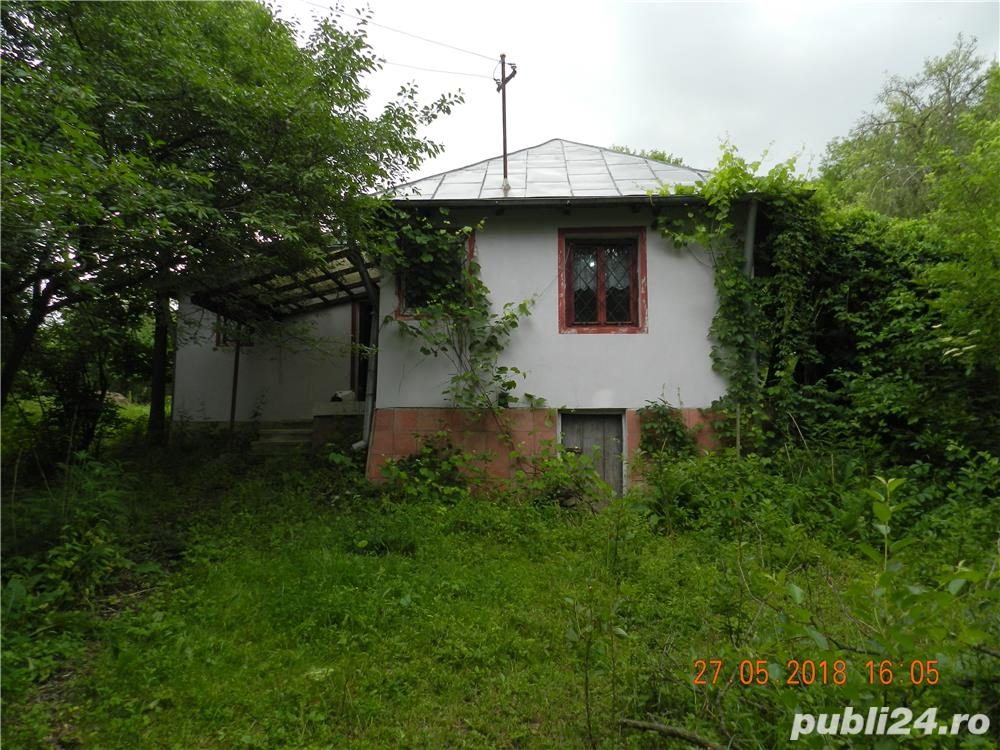 casa cu teren Bughea de Jos jud. Prahova