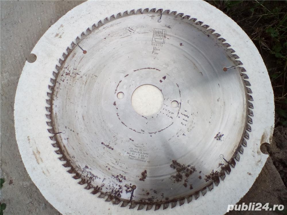 Pinza circular diametru 375 mm