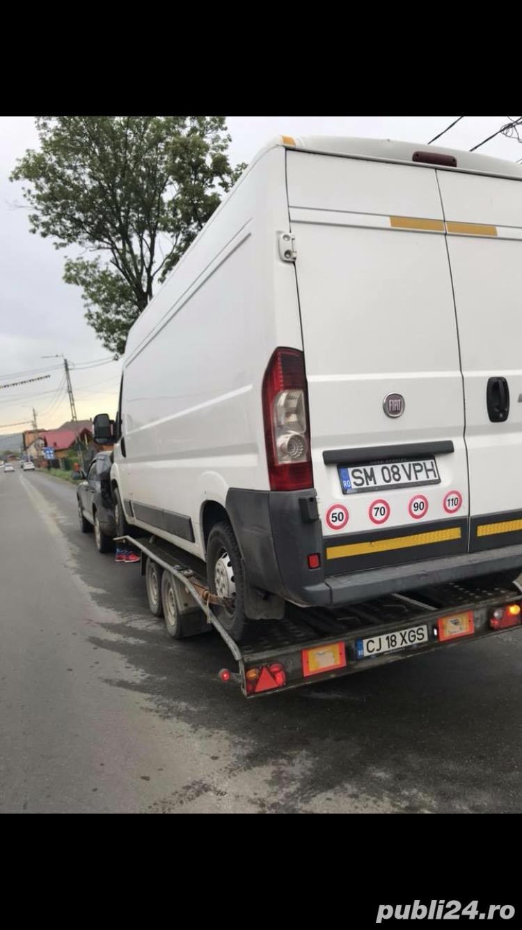 Tractari Auto Non Stop Cluj Floresti Gilau