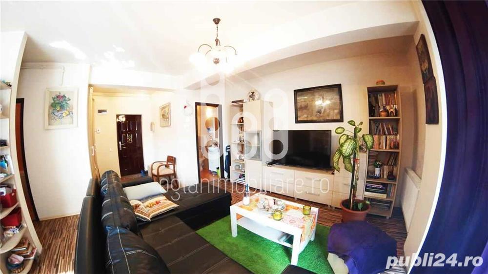 Apartament 3 camere 78 mp pivnita si parcare zona Turnisor