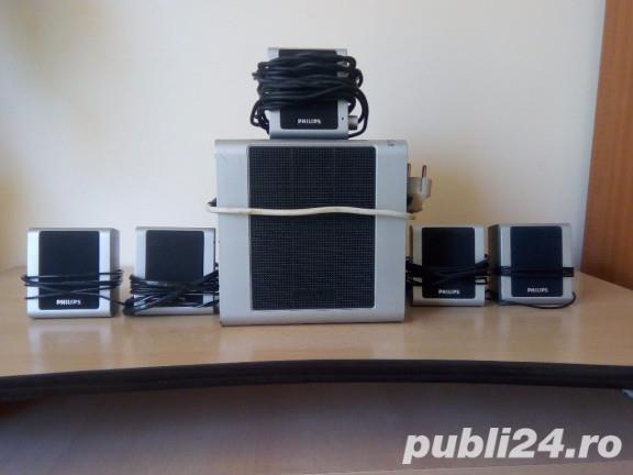 Sistem 5.1 PHILIPS MMS260 de 40w