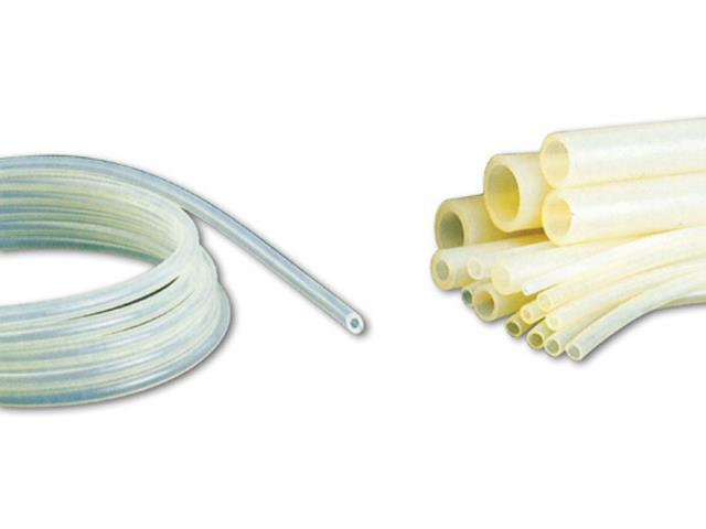 Tub siliconic pentru uz medical extern 100 % siliconic 8x12 mm, grosime 2 mm