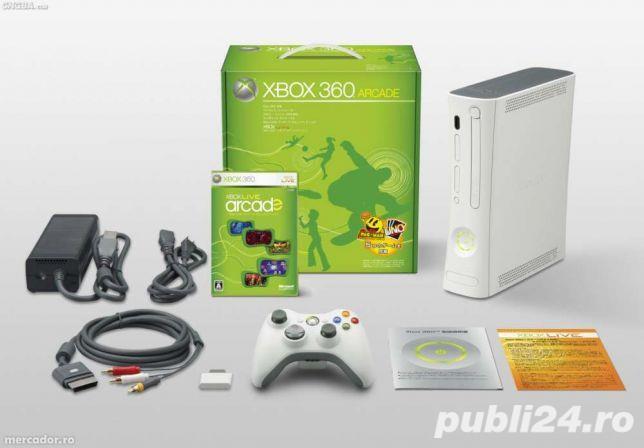 Xbox 360 modat cu RGH si jocuri noi 2019