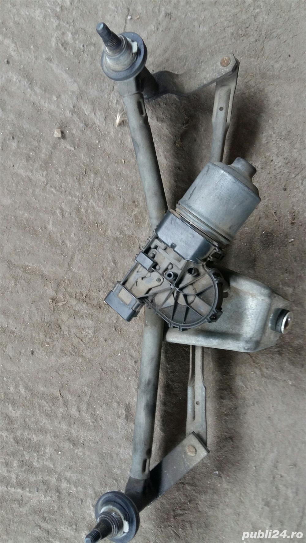 Motoras stergator parbriz Peugeot 206