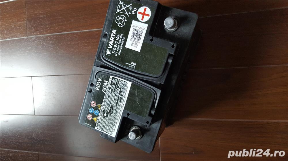 Baterie AGM varta