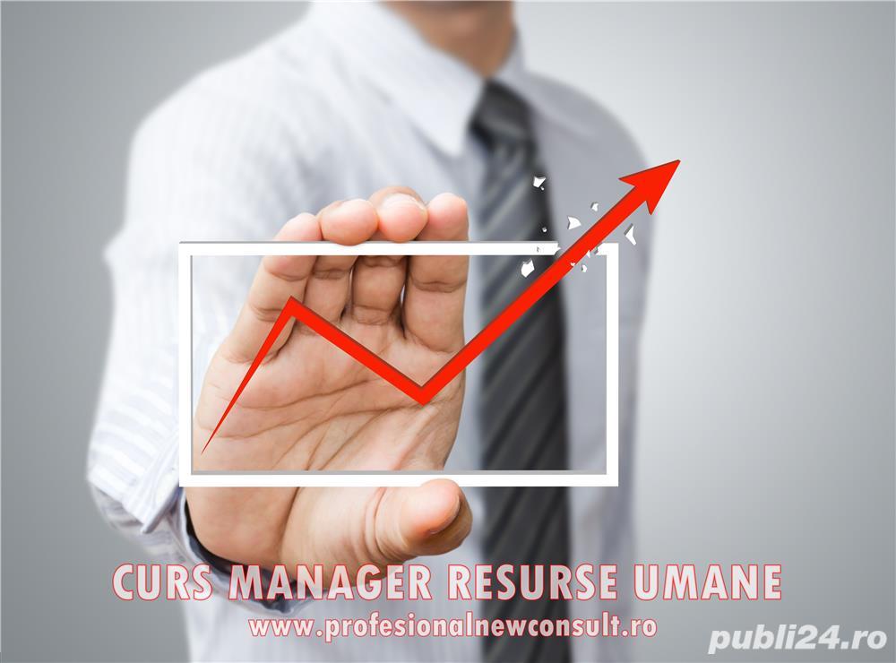 Curs Manager Resurse Umane - 800 lei
