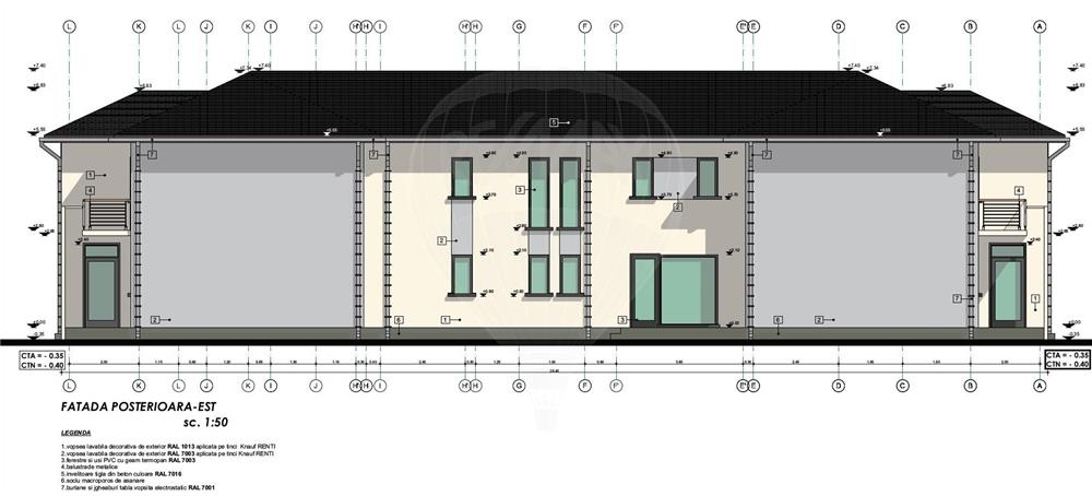 5 camere+4 băi | Ap. TRIPLEX 120 mp | Str. Trifoiului - Șelimbăr