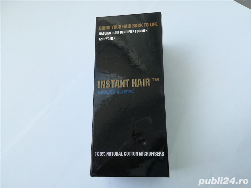 Fibre naturale pentru par rar Instant Hair