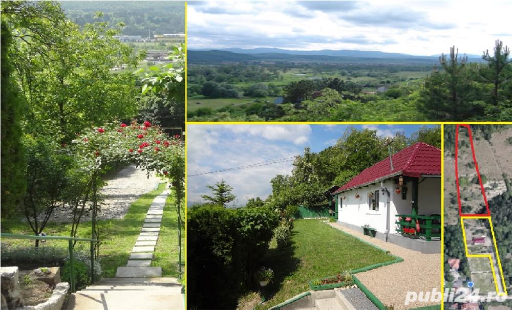 Casa modesta cu 4.064 mp teren , Grigorescu