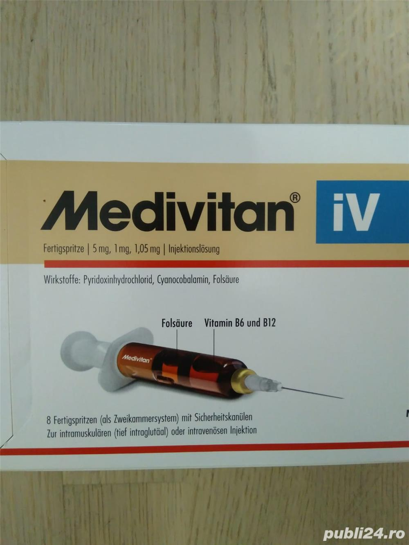 Medivitan vitamina B6 si B12