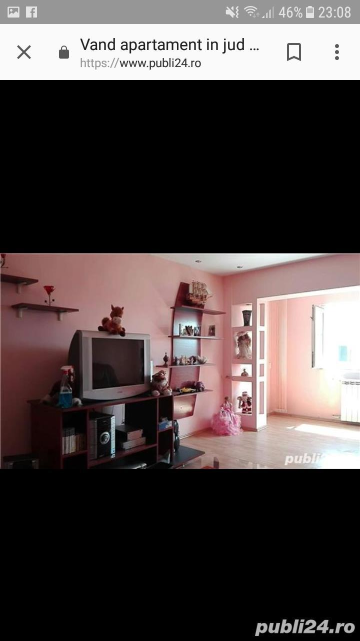 Vand apartament in jud Giurgiu