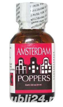 AMSTERDAM - poppers original - aroma camera - popers - sigilat