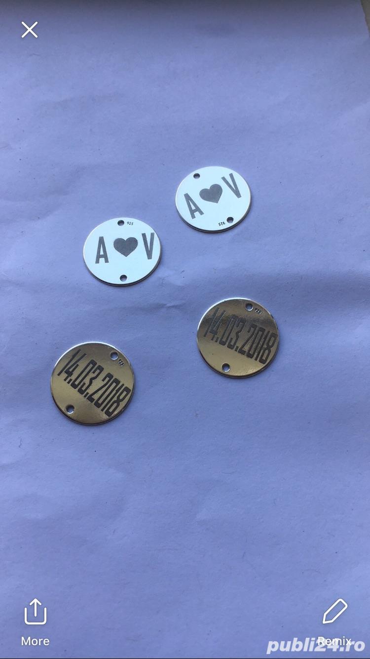 Bratari personalizate argint 925