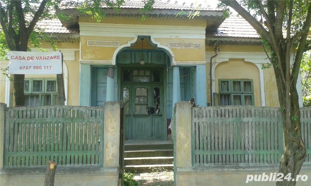 Casa + teren | sat Vartopu, oras Corabia, jud. Olt
