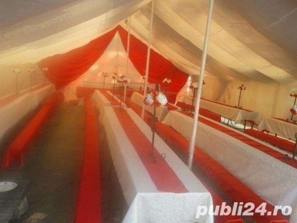 Aranjamente nunti si botezuri la cort sau local