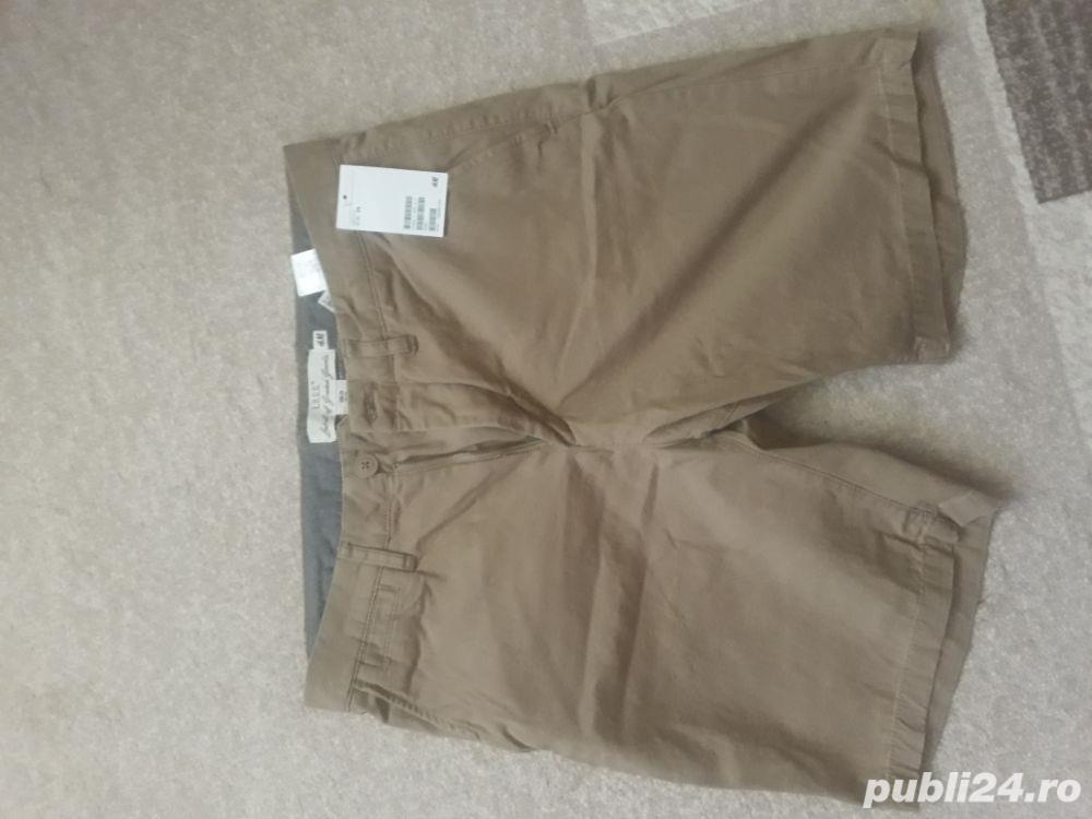 Pantaloni scuri hm