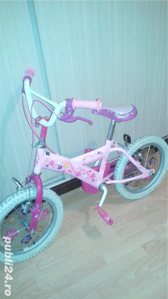 vand bicicleta Barbie 14'