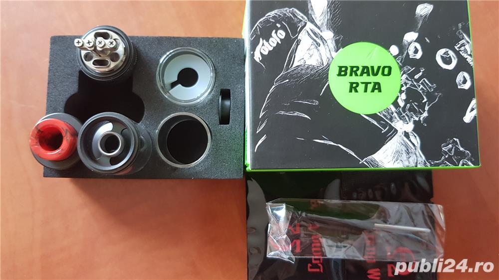 Wotofo Bravo RTA Black