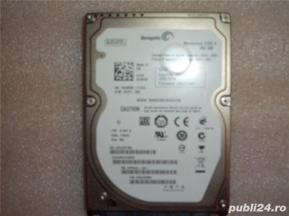 HDD Laptop NOU 250 Giga (schimb)