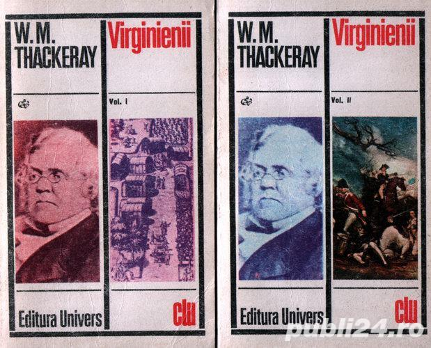 Virginienii de W.M. Thackeray (2 vol.)