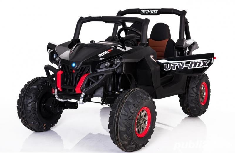 UTV Rocker Premium 4x 45W 2x12V 4WD 2 locuri