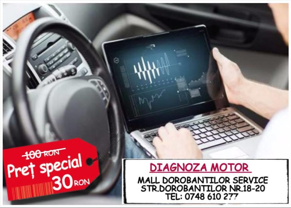 Diagnoza auto Cluj 30 lei