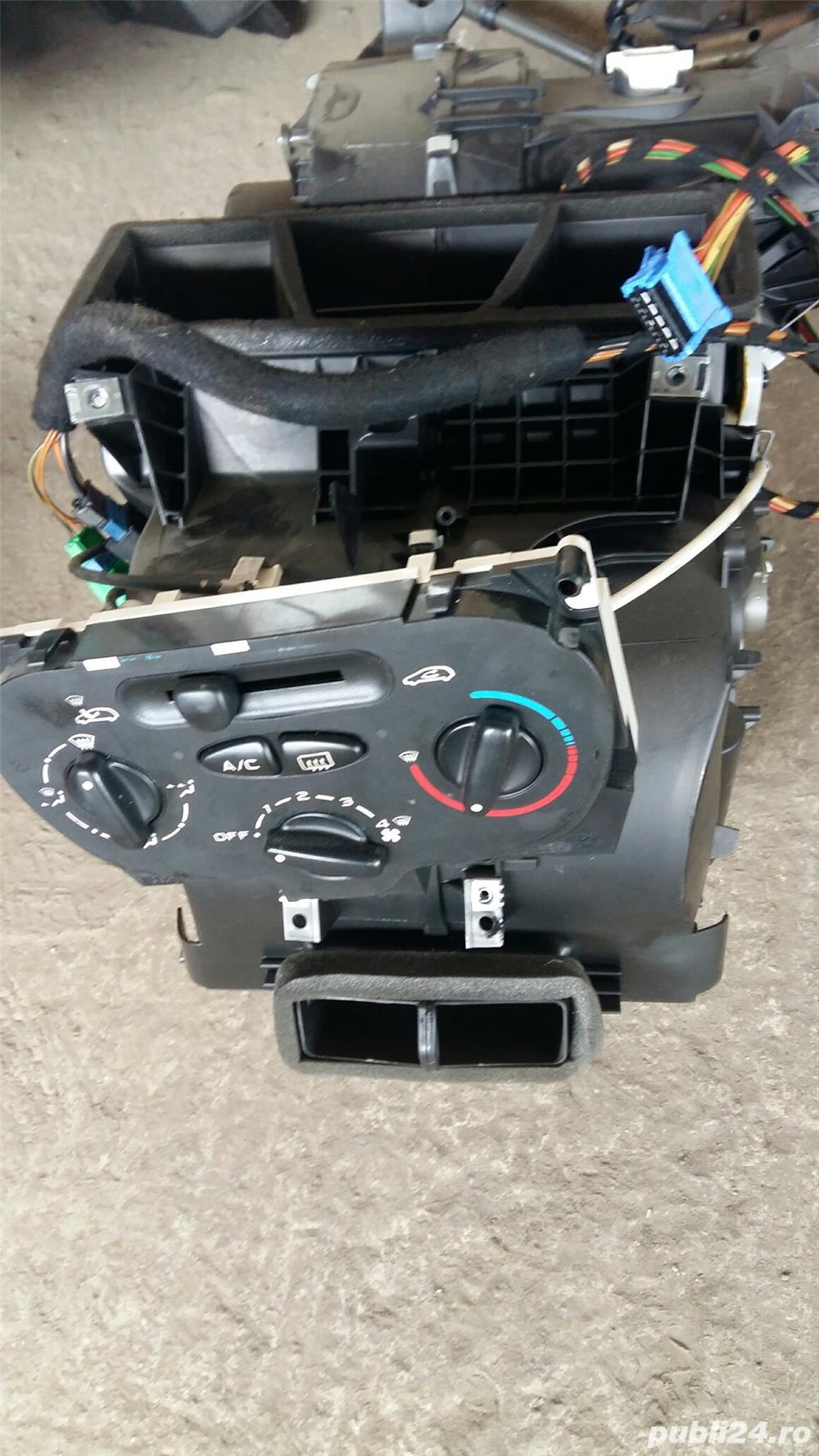 Consola centrala ventilatie Peugeot 206