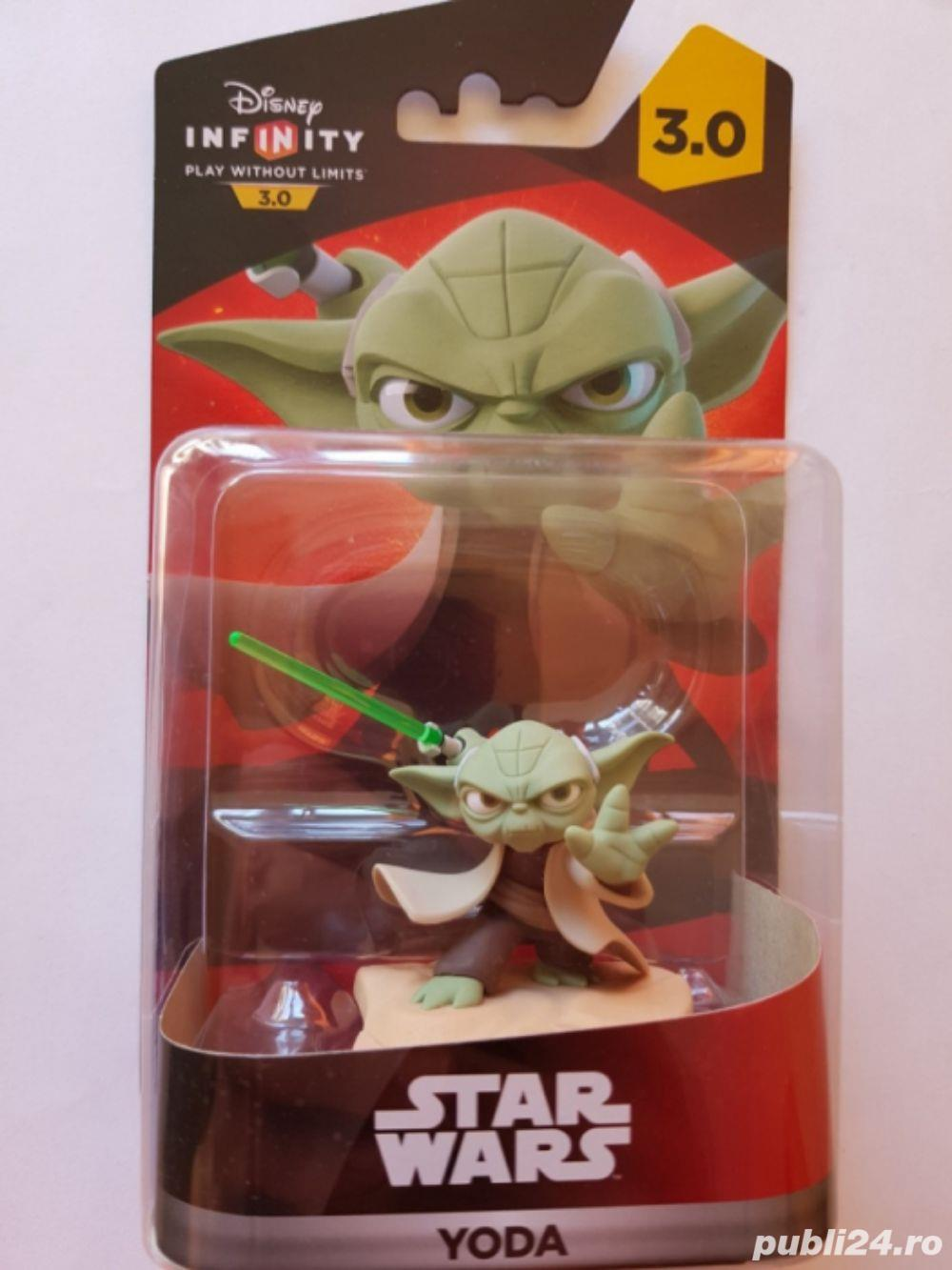 Figurina Disney Infinity 3.0 / STAR WARS / Yoda