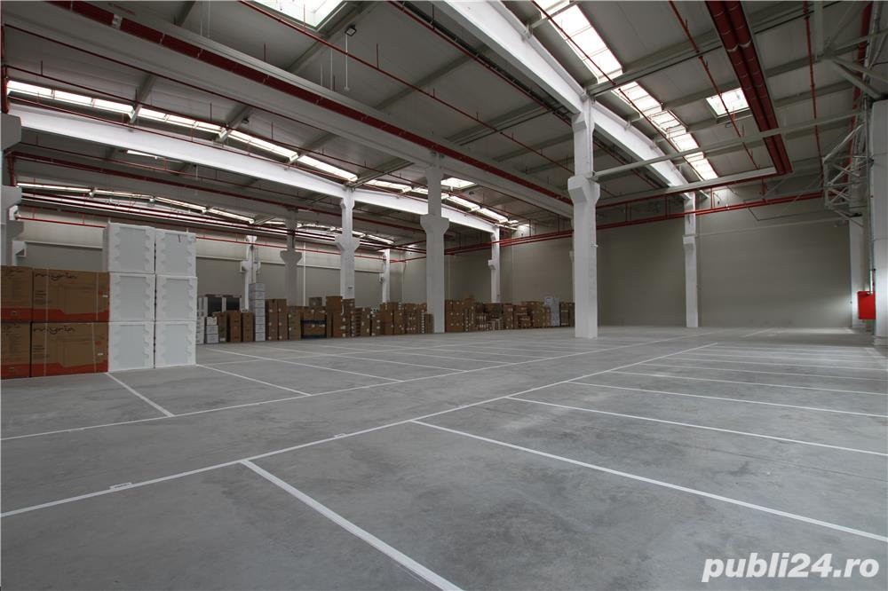 Spatiu industrial de inchiriat 880 m2 - 4 Eur/m2