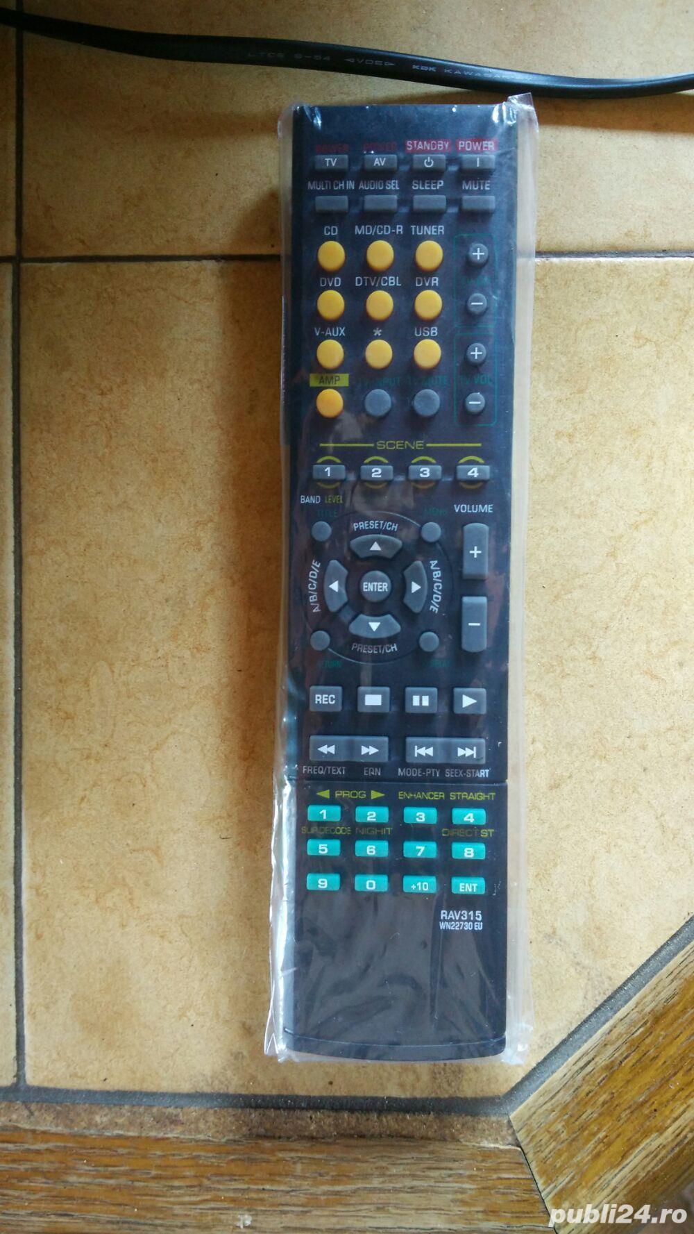 Telecomanda Yamaha RAV 315 (noua)
