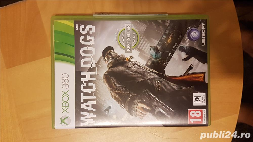 Watch Dogs pt Xbox 360 - Joc Original