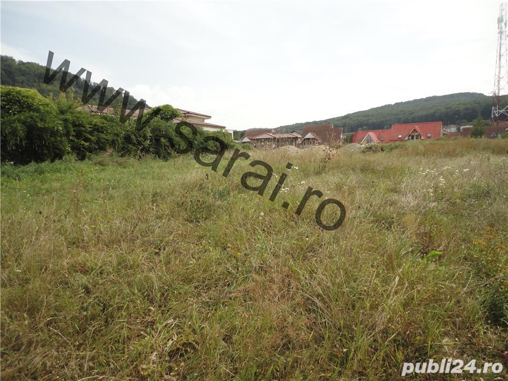 Zona Valea Ghinzii - 500mp teren intravilan , cu un front de 20m,utilitati, zona linistita