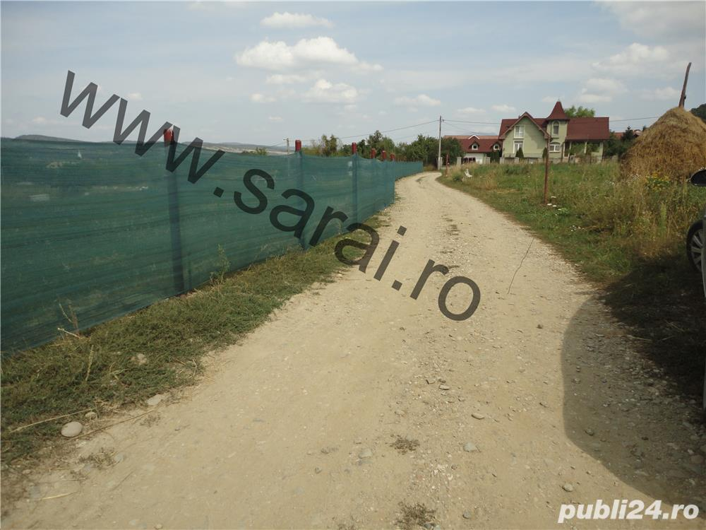 Zona Valea Ghinzii - 1000mp teren intravilan , cu un front de 25m,toate utilitatile,zona linistita