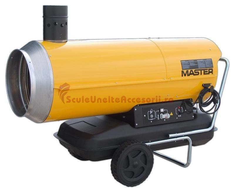 Inchiriez BV290E - Generator de aer cald cu ardere indirecta