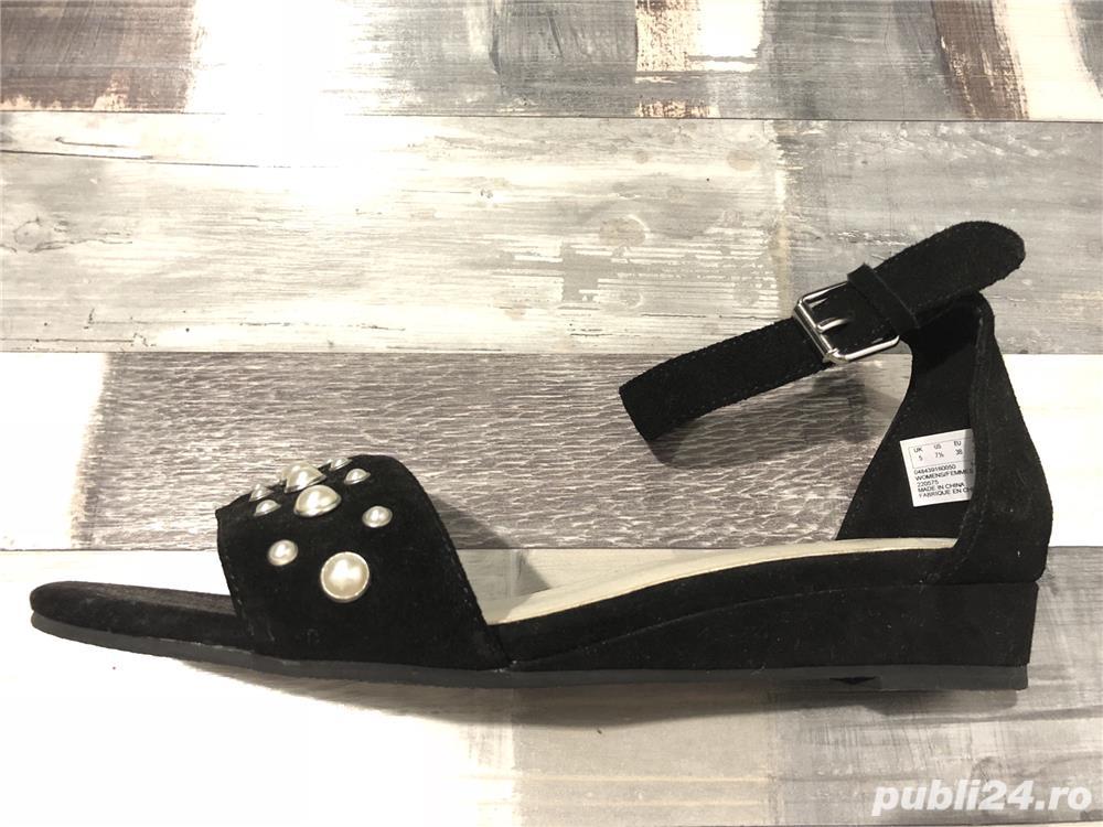 Sandale piele Clarks