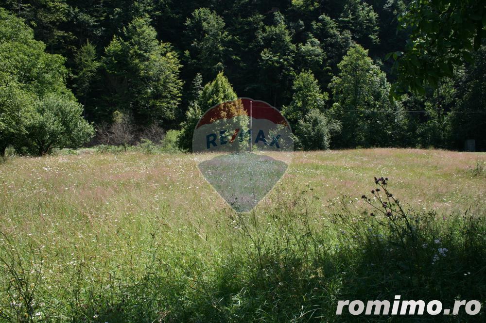 Teren intravilan Remeti in zona turistica 1833 mp