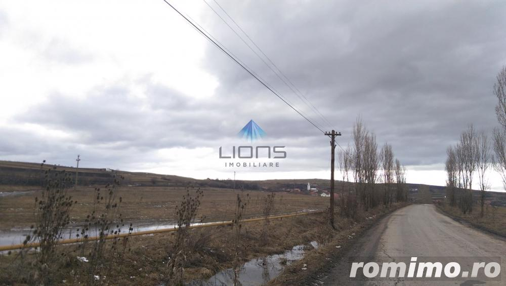 Teren de vanzare langa Cluj