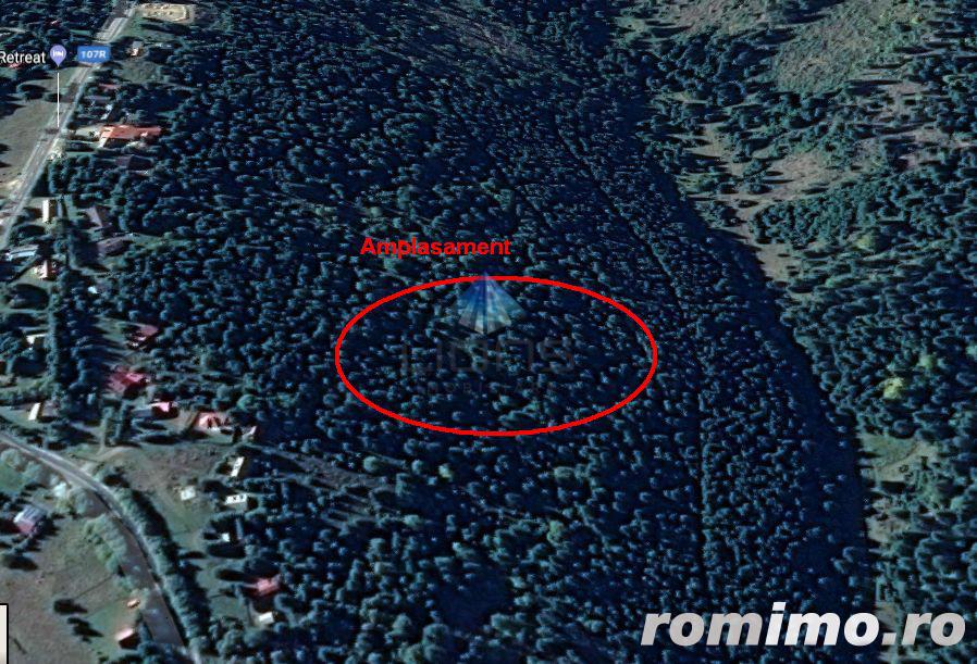 Teren de vanzare la Muntele Baisorii