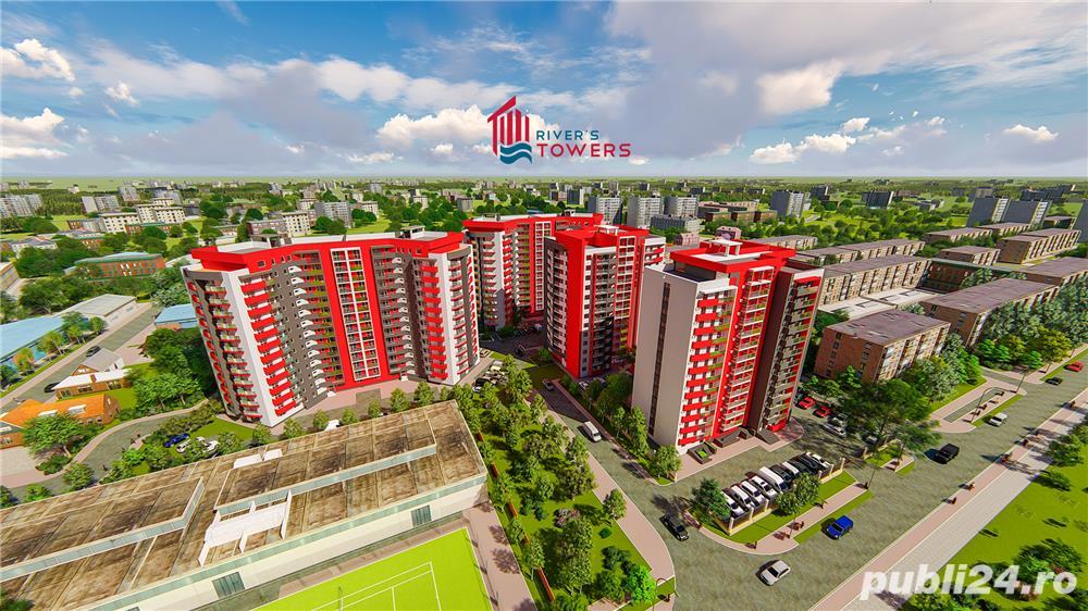 Apartament 2 camere decomandat, bloc nou, Tudor Vladimirescu