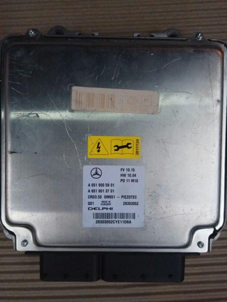 ECU / Calculator Mercedes 2.2 cdi