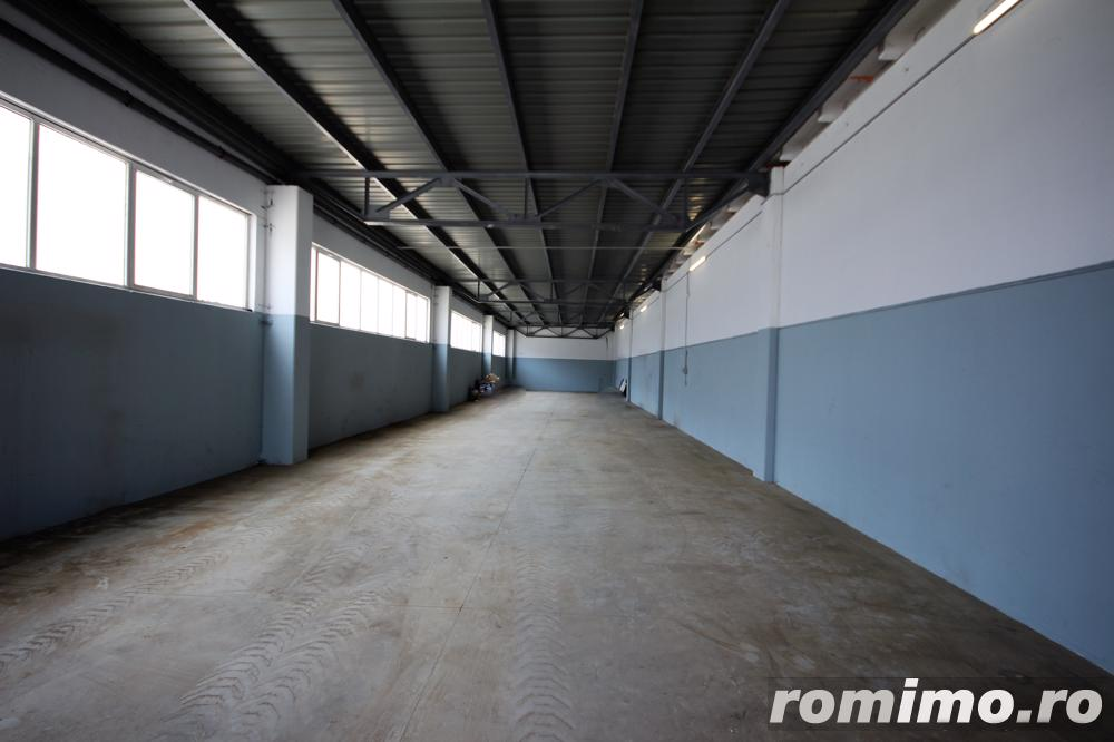 Hala  depozitare -350 mp. open space