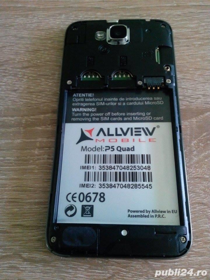 Display Allview P5 Quad