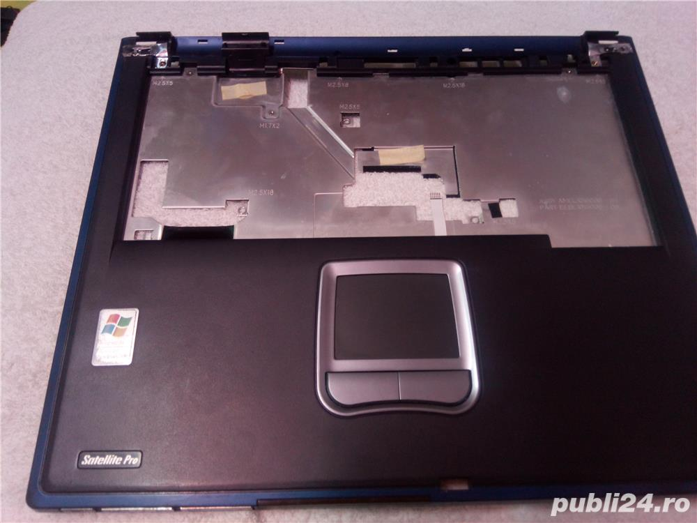 Palmrest Touchpad Toshiba Satellite Pro A30