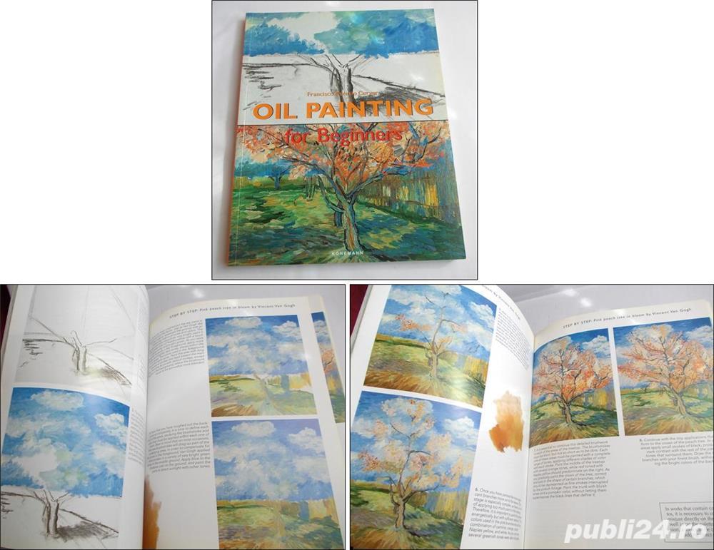 Oil painting for beginners (Pictura in ulei pentru incepatori)