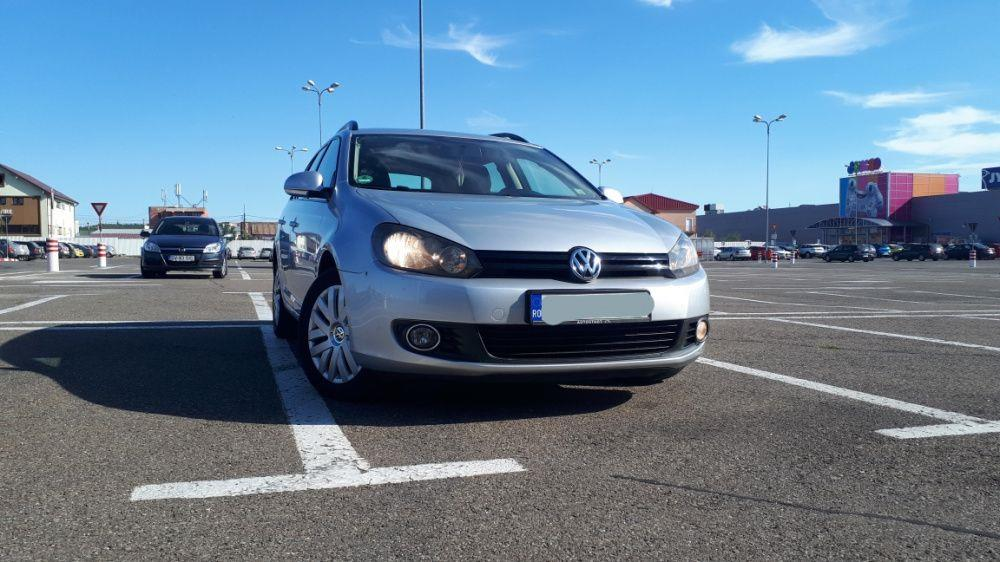 VW Golf 6 Break