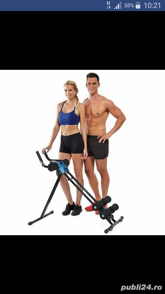 Ab generator aparat de fitness