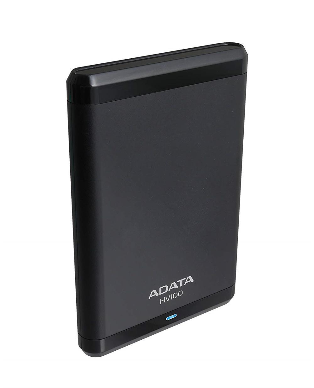 Hard disk extern A-Data AHV100-500GU3-CBK