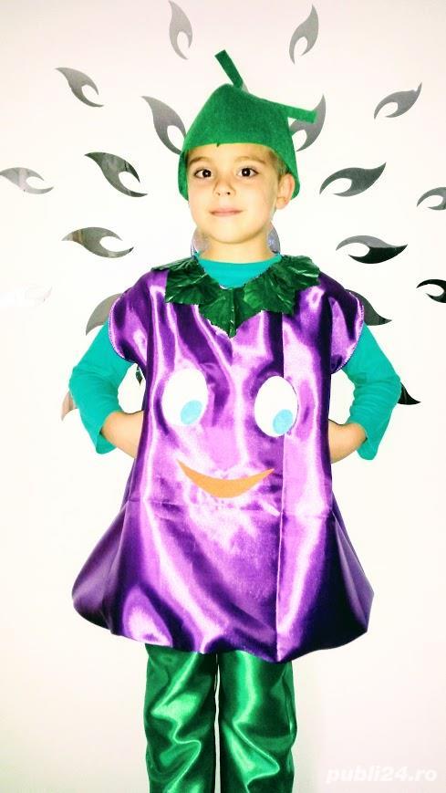 Pruna , Vanata , costum serbare copii 3-7 ani