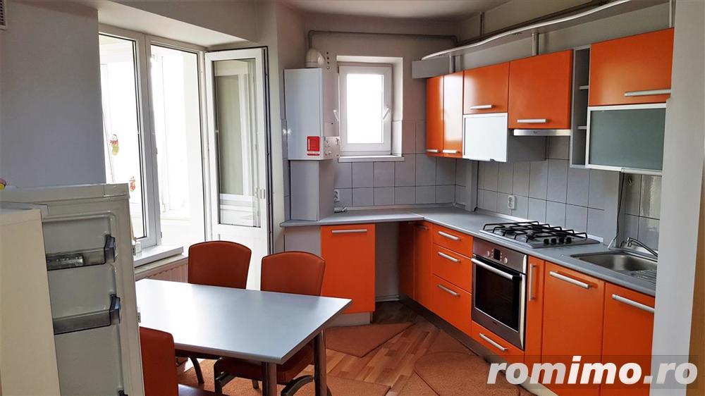 Apartament 3 camere, 80 mp, mobilat, utilat, ultracentral
