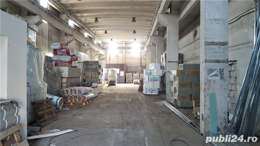 Oferim spre inchiriere spatii comerciale, depozitare, productie sau arhivare in Slatina